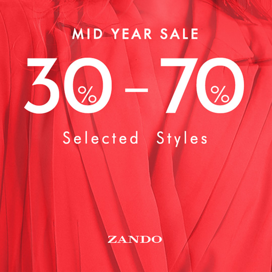 Zando – Mid Year Sale