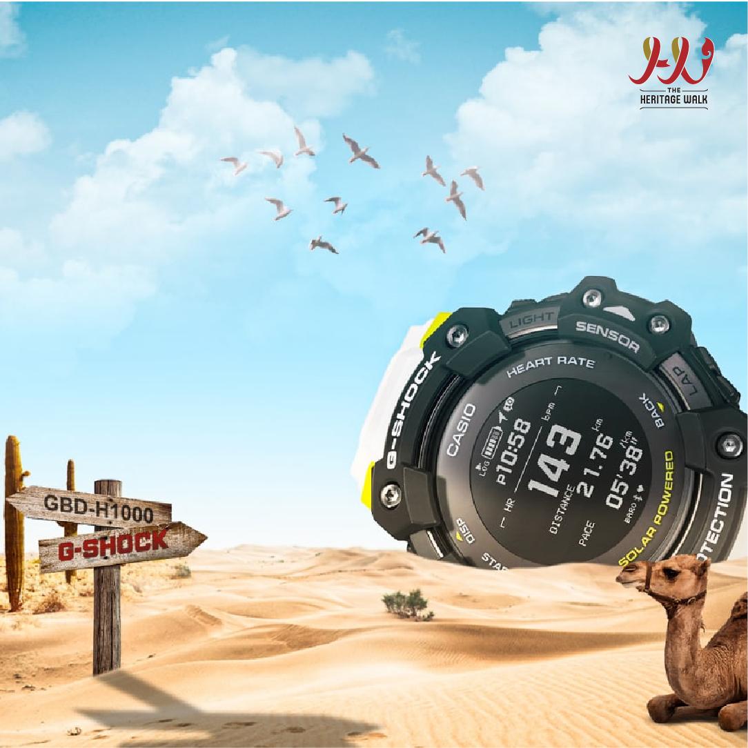 Time City – GBD-H1000