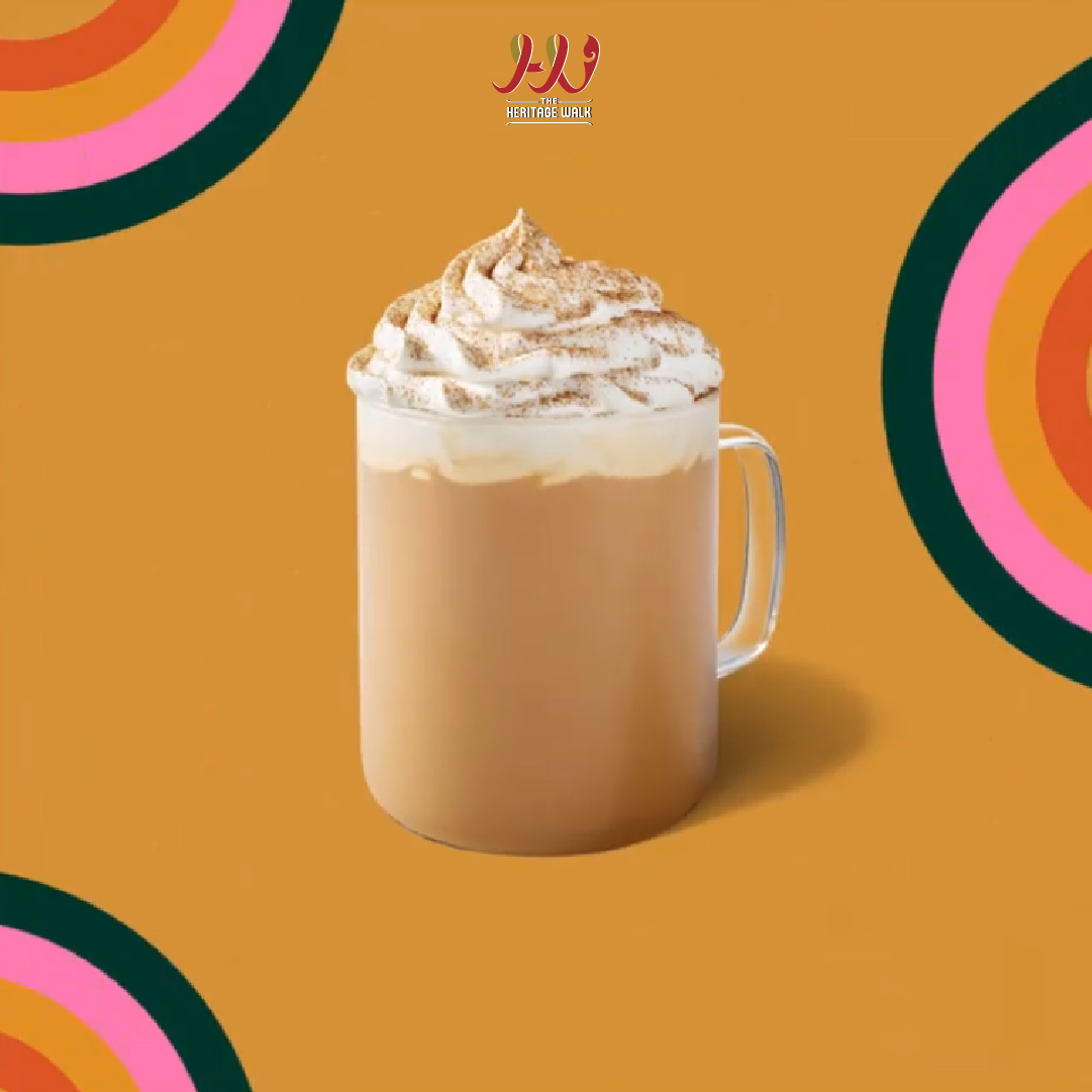 Starbucks – Pumpkin Spice Latte